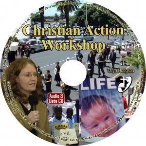 CHRISTIAN ACTION WORKSHOP CD