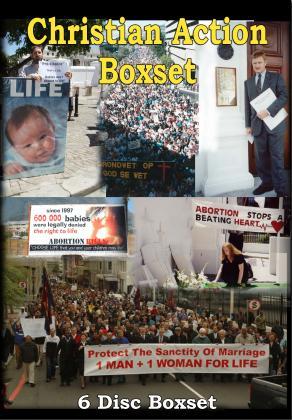 CHRISTIAN ACTION 6-DISC BOXSET