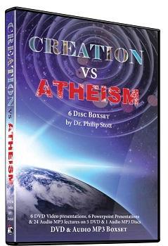 Creation vs Atheism Box Set (Stott)