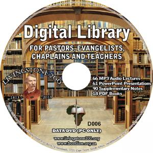DIGITAL LIBRARY FOR PASTORS, EVANGELISTS, CHAPLAIN