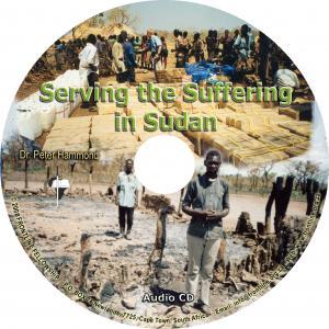SERVING THE SUFFERING IN SUDAN