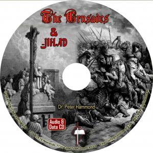 CRUSADES & JIHAD CD