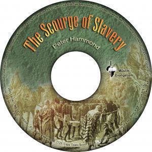 SCOURGE OF SLAVERY - CD