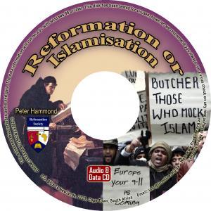 REFORMATION OR ISLAMIZATION -