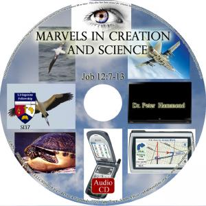 MARVELS IN CREATION AND SCIENCE - CD