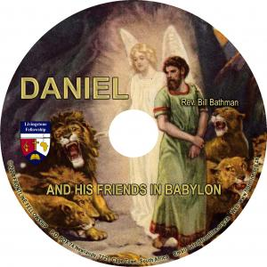 DANIEL AND HIS FRIENDS IN BABY