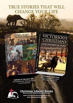 Heroes of the faith Combo
